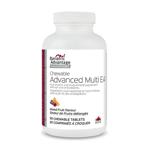 Chewable Advanced EA Multi Mixed Fruit